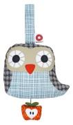 Franck & Fischer Speldosa Else, Grey Owl