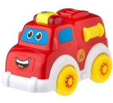 Playgro Light & Sounds Fire Truck