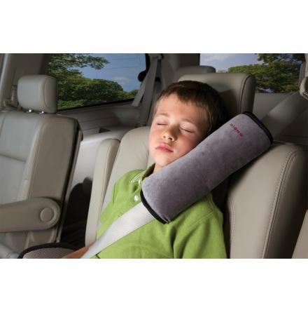 Diono Seat Belt Pillow, Grey