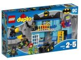 Lego Duplo Utmaning vid Batcave