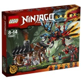 Lego Ninjago Drakens smedja