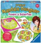 Mandala Designer, Flowers & Butterflies