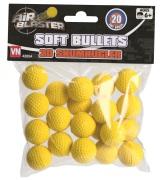 20 soft bullet kulor