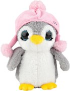 Snukis Mjukdjur 18 cm, Ivy the Penguin