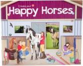 Create you Happy Horses pysselbok