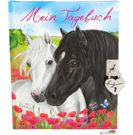 Miss Melody Dagbok, Två Hästar