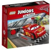 Lego Juniors Blixten McQueen snabbstart