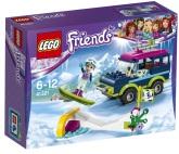 Lego Friends Vinterresort terrängbil