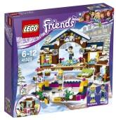 Lego Friends Vinterresort - skridskobana
