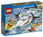 Lego City Sjöräddningsplan