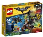 Lego Batman Movie Scarecrow Skräckinjagande uppgörelse