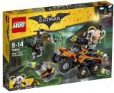 Lego Batman Movie Bane Attack med giftbilen