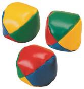 Happy Summer Jonglerbollar i nät, 3-pack