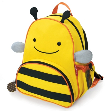 Skip Hop Zoo Pack ryggsäck, Bi