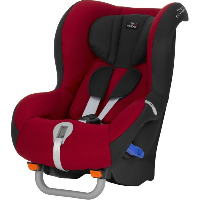Britax Max-Way Black Series, Flame Red