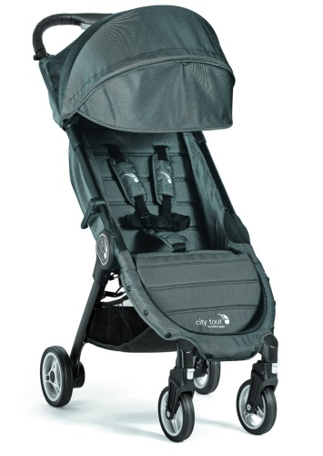 Baby Jogger City Tour, Charcoal/Denim