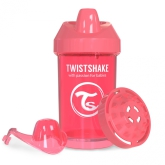 Twistshake Pipmugg Crawler Cup 300ml 8m+, Peach