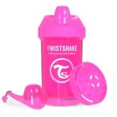 Twistshake Pipmugg Crawler Cup 300ml 8m+, Rosa