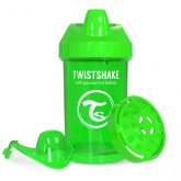 Twistshake Pipmugg Crawler Cup 300ml 8m+, Grön