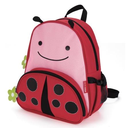 Skip Hop Zoo Pack ryggsäck, Nyckelpiga