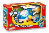 Oscar Police Copter