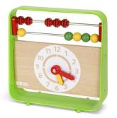 BRIO Kulram med klocka