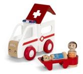 BRIO Ambulans med ljus och ljud