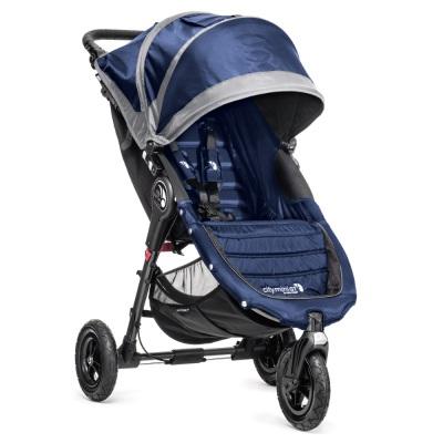 Baby Jogger City Mini GT Singel, Cobalt/Grey