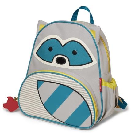 Skip Hop Zoo Pack ryggsäck, Tvättbjörn