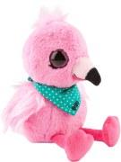 Snukis Mjukdjur 18 cm, Bibi the Flamingo