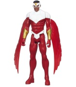 Marvel's Falcon Titan Hero Series, Marvel Avengers