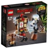 Lego Ninjago Movie Spinjitzuträning