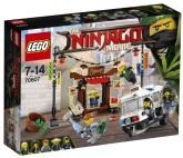 Lego Ninjago Movie City jakt