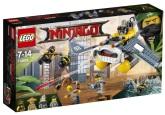 Lego Ninjago Movie Bombrocka