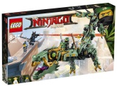Lego Ninjago Movie Gröna ninjans robotdrake