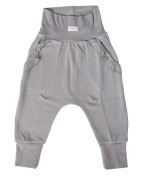 Nova Star Grey Flounce Baby Trousers