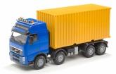 Emek Volvo Containerbil, Blå