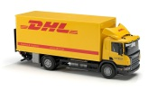 Emek Scania Distributionsbil DHL