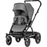 Britax Go Big, Grey Melange
