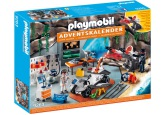 Playmobil Adventskalender Spy Team-verkstaden
