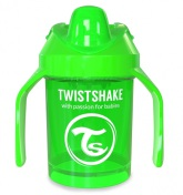 Twistshake Mini Cup 4+ mån 230ml, Grön
