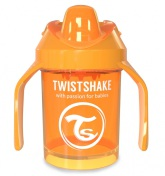 Twistshake Mini Cup 4+ mån 230ml, Peach