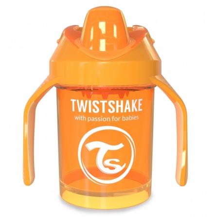 Twistshake Mini Cup 4+ mån 230ml, Peach