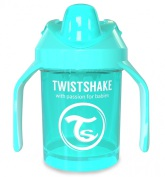 Twistshake Mini Cup 4+ mån 230ml, Turkos