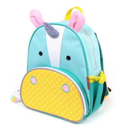 Skip Hop Zoo Pack ryggsäck, Enhörning