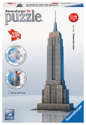 Empire State Building, 3D Pussel