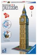 Big Ben, 3D Pussel