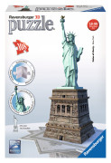 Statue of Liberty, 3D Pussel