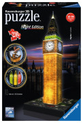 Big Ben at Night, 3D Pussel