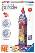 Big Ben Minions, 3D Pussel